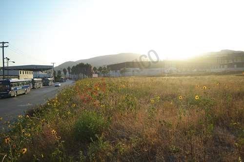 Excelente Terreno En Renta Ubicado En Uno De Los Principales Parques Industriales De Tijuana