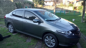 Honda City Exl 2014 Full Única Mano