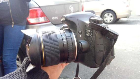 Fisheye Opteka 6.5mm -3.5