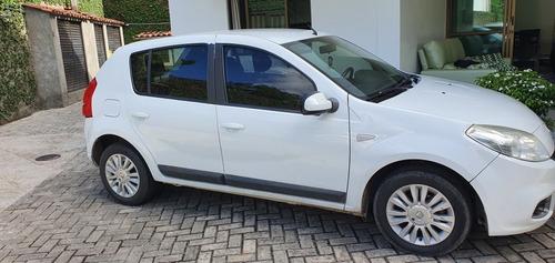 Renault Sandero 2012 1.6 16v Privilège Hi-flex Aut. 5p