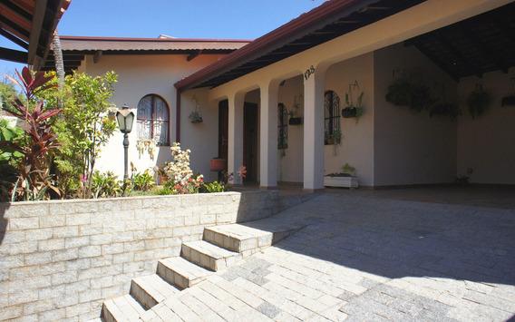 Excelente Casa À Venda No Jardim Nova Europa Em Campinas - Ca00384 - 32890683
