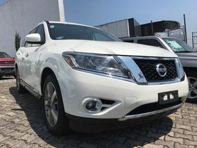 Nissan Pathfinder 3.5 Exclusive 4wd 2014