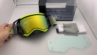 Goggles Scott Motocross