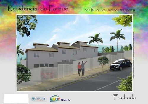 Casa Com 2 Quartos Para Comprar No Minascaixa Em Belo Horizonte/mg - 705