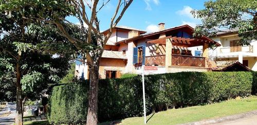 Casa Com 4 Dormitórios À Venda, 600 M² Por R$ 2.599.000,00 - Granja Viana - Cotia/sp - Ca5103