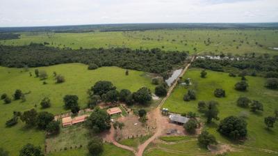 Fazenda Fortaleza Próximo Da Lagoa Da Confusão- Excelente Para Integração Lavoura / Pecuária.tocantins - Gisf925