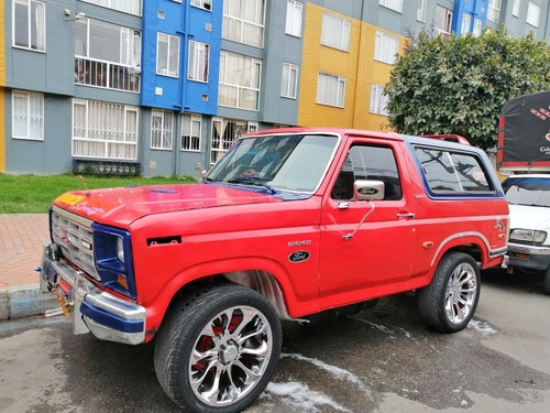 Ford Bronco Xlt Campero 4x4