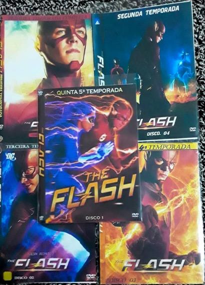 Flash Todas As Temporadas