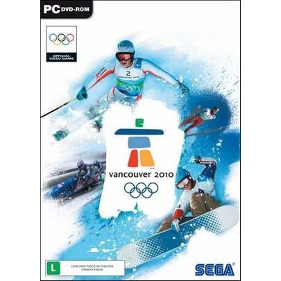 Vancouver Olympic Games 2010 - Dvd-rom