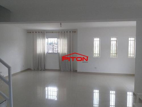 Imagem 1 de 19 de Sobrado Com 3 Dormitórios À Venda, 224 M² Por R$ 525.000,00 - Parque Císper - São Paulo/sp - So2525