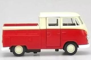 Auto Coleccion Marca Welly Nex Volkswagen Cabina Doble 1:36
