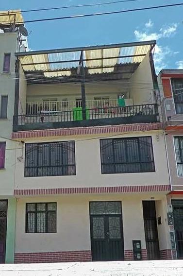 Venta De Casa Con 4 Apartamentos,san Diego,ibagué