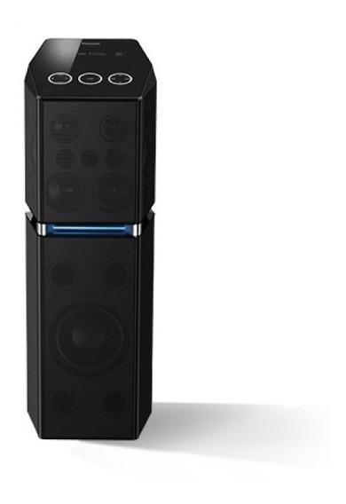 Equipo Mini Panasonic Ua70 Negro 1700w