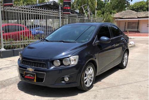Chevrolet Sonic 2015 1.6 Lt 4 P