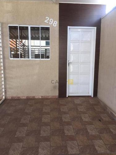 Casa Com 3 Dormitórios À Venda, 300 M² Por R$ 380.000 - Jardim Boer I - Americana/sp - Ca0989