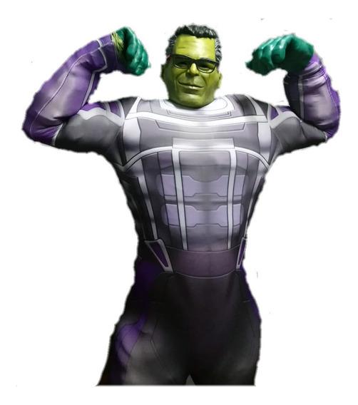 Hulk Traje Adulto