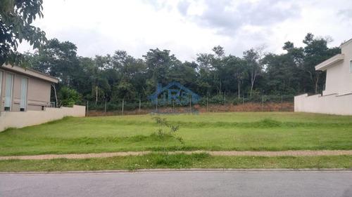 Imagem 1 de 9 de Terreno À Venda, 942 M² Por R$ 1.320.000,00 - Alphaville - Santana De Parnaíba/sp - Te0549