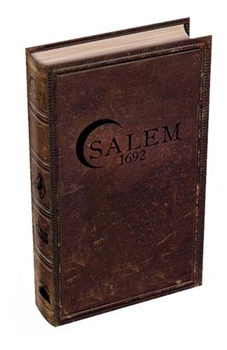 Imagem 1 de 3 de Salem 1692 Colecão Cidades Sombrias Jogo De Cartas Galápagos