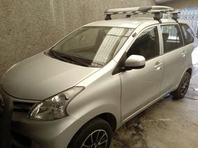 Toyota Avanza 2014 Unico Dueño