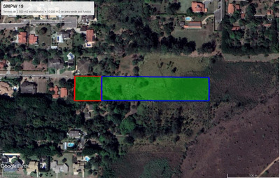 Maravilhoso Terreno Smpw 19 - 12.500m2 (padrão + Área Verde)
