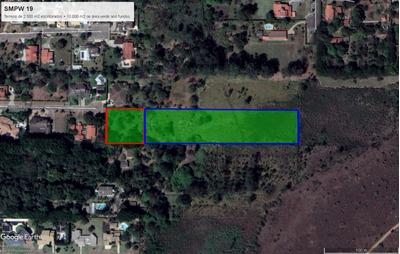 Terreno Smpw 19 (2500 M2 Escritura + 10.000 M2 Área Verde)