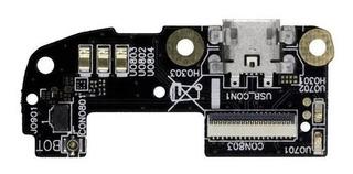 Conector Dock Carga Micro Zenfone 2 Ze551ml Asus