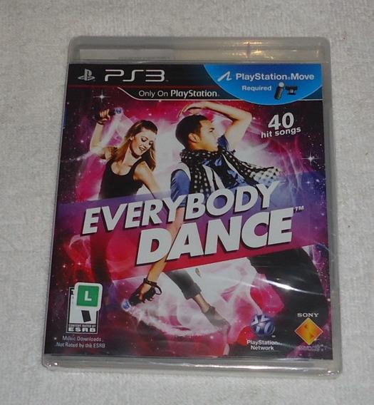 Everybody Dance Lacrado Ps3 ** Frete Gratis Leia
