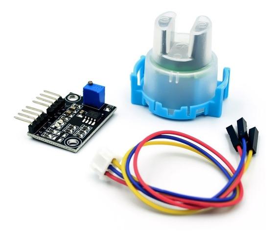 Sensor De Turbidez Arduino Para Monitoramento Da Água