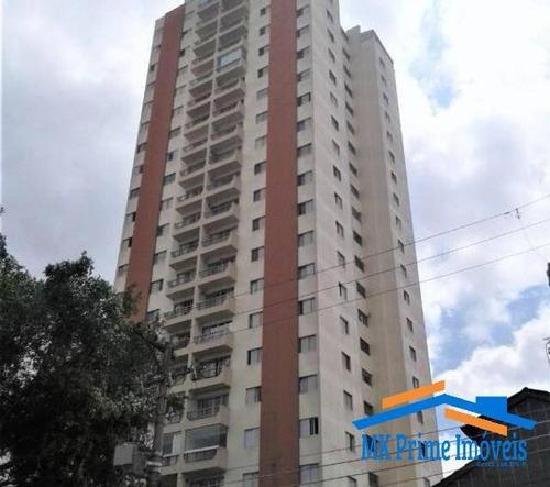Imagem 1 de 15 de Apartamento 81m² Com 3 Dormitórios Sendo 1 Suíte - 2257