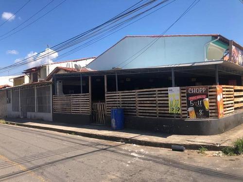 Imagem 1 de 12 de Ponto Comercial Para Venda Em Barra Do Piraí, Califórnia Da Barra, 2 Banheiros - Rj - Lo0001_arlei
