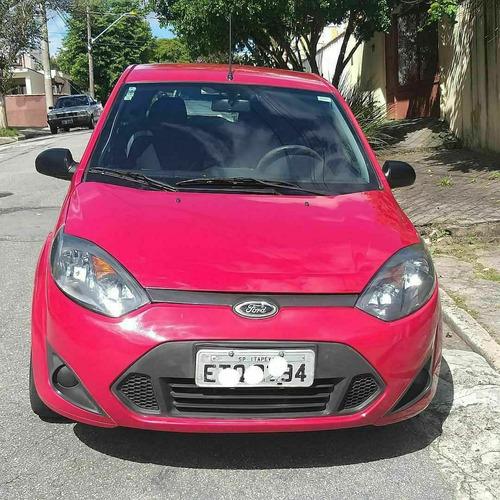 Imagem 1 de 10 de Ford Fiesta 2011 1.0 Fly Flex 5p