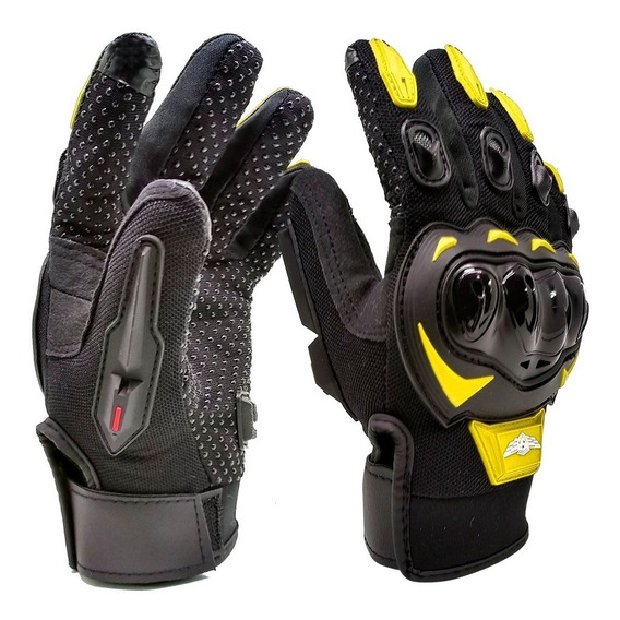 Guantes Para Motociclista Isp Touch Cell Varios Colores