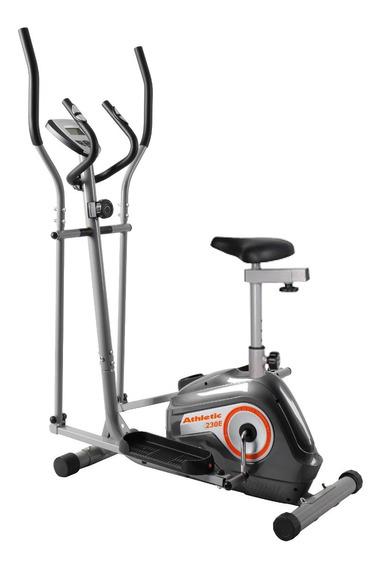 Caminador Eliptico Escalador Athletic 230e Magnetico C/ Asie