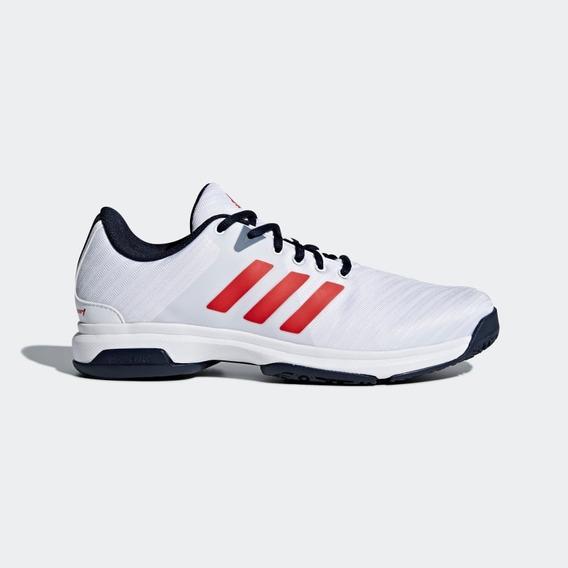 Tênis Original adidas Barricade Court Oc Ah2078 Branco