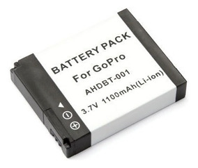 Bateria Ahdbt-001 Filmadora Gopro Hero Hd 1 Go Pro Hd 2 960