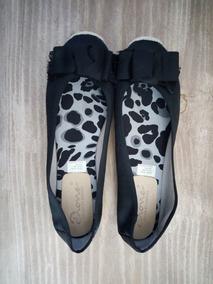 Zapatos Flats Dione Negros