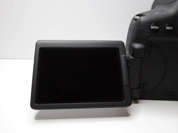 Canon Eos Rebel T6i Câmera Dslr 24.2mp (novíssima)
