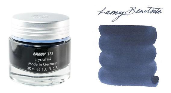 Tinta Lamy Crystal T53 Estilografica X 30 Ml Benitoita