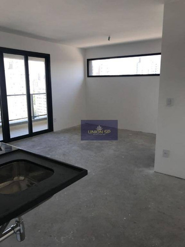 Apartamento À Venda, 38 M² Por R$ 517.900,00 - Campo Belo - São Paulo/sp - Ap23251
