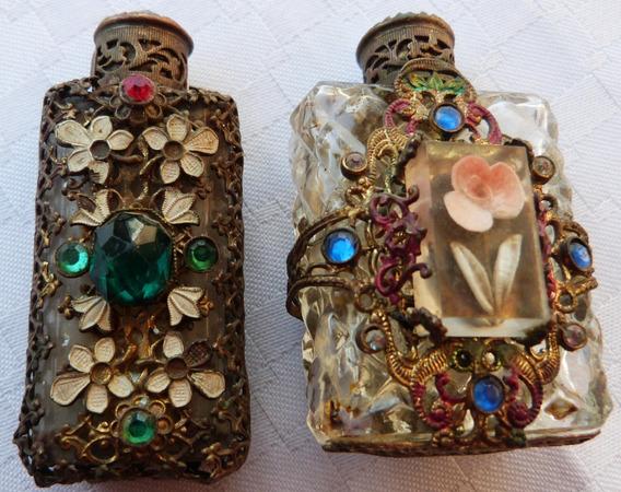 Monijor62-antiguos Perfumeros Checoslovacos Completos