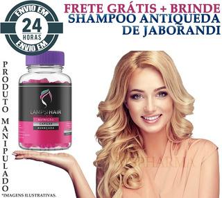Lampsi Hair Manipulado 360caps Frete Grátis + Brinde