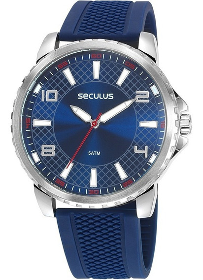 Relógio Seculus Masculino 77038g0svni1