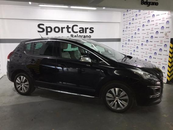 Peugeot 3008 Thp Feline 2017 Usados Sport Cars Belgrano