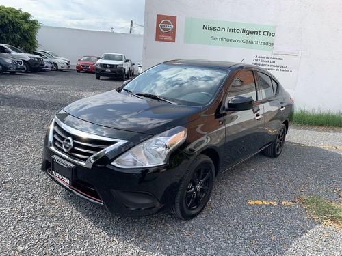Nissan Versa 4 Puertas