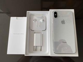 iPhone XS Max 256gb, Prata, Só R$ 4.500 No Dinheiro