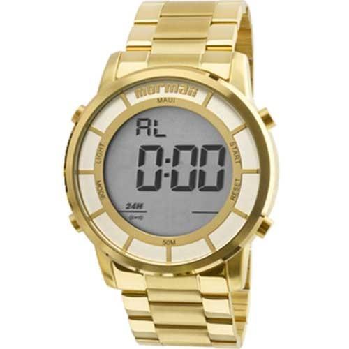 Relógio Mormaii Dourado - Mobj3463dc/4d