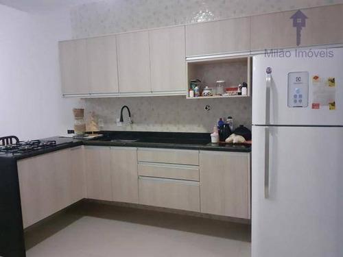 Casa Com 3 Dormitórios À Venda, 118 M² Por R$ 425.000 - Residencial Reserva Ipanema - Jardim Planalto - Sorocaba/sp - Ca0468