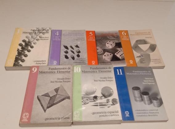Ime Ita - Fundamentos Da Matemática Elementar 7 Volumes