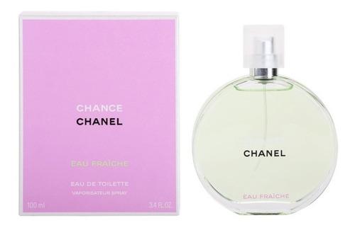 Chance Chanel Eau Fraiche Original 100 - L a $1700