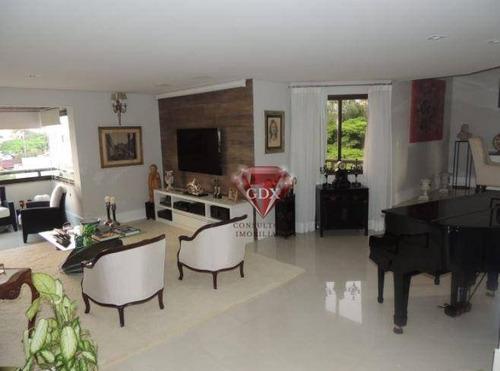 Imagem 1 de 25 de Apartamento A Venda No Campo Belo - Ap15987